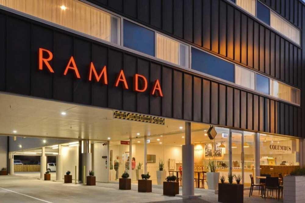 """სასტუმრო """"Ramada ქუთაისის"""" მშენებლობა დროებით შეჩერდა"""