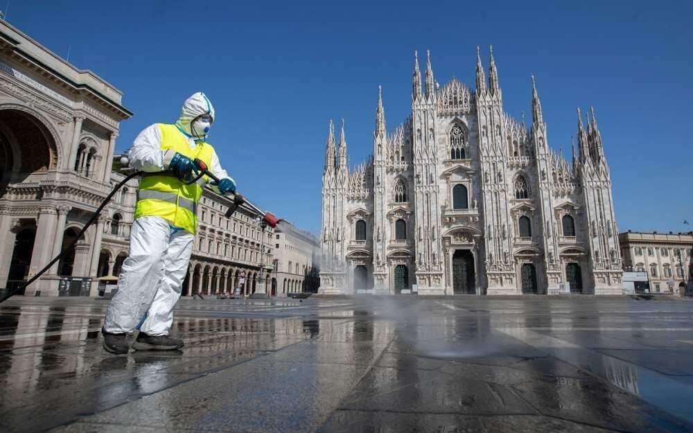 იტალია საგანგებო მდგომარეობას 2021 წლის იანვრის ბოლომდე გაახანგრძლივებს