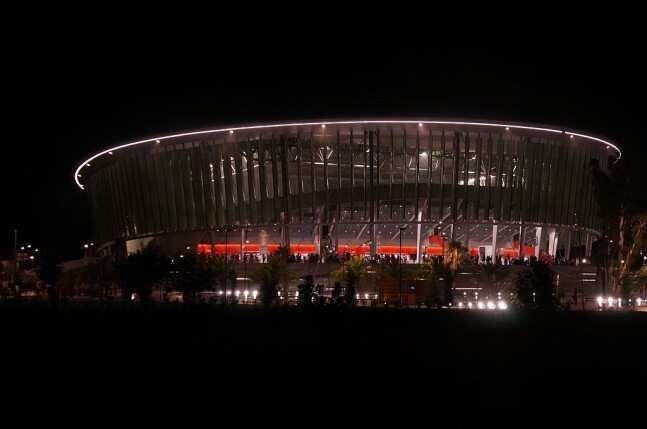 ნაჩუქარმა Black Sea Arena-მ 2020 წლის ბიუჯეტიდან 3.5 მილიონის სუბსიდია მიიღო