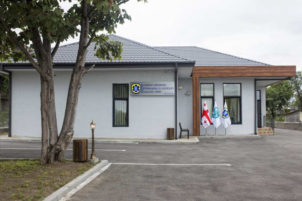ლაგოდეხს საგანგებო სიტუაციების და გადაუდებელი დახმარების ცენტრის ახალი შენობა აქვს