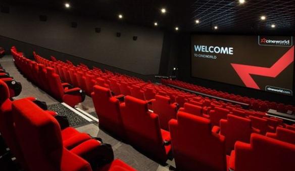 BBC: Cinemaworld-ი აშშ-სა და დიდ ბრიტანეთში კინოთეატრებს დახურავს