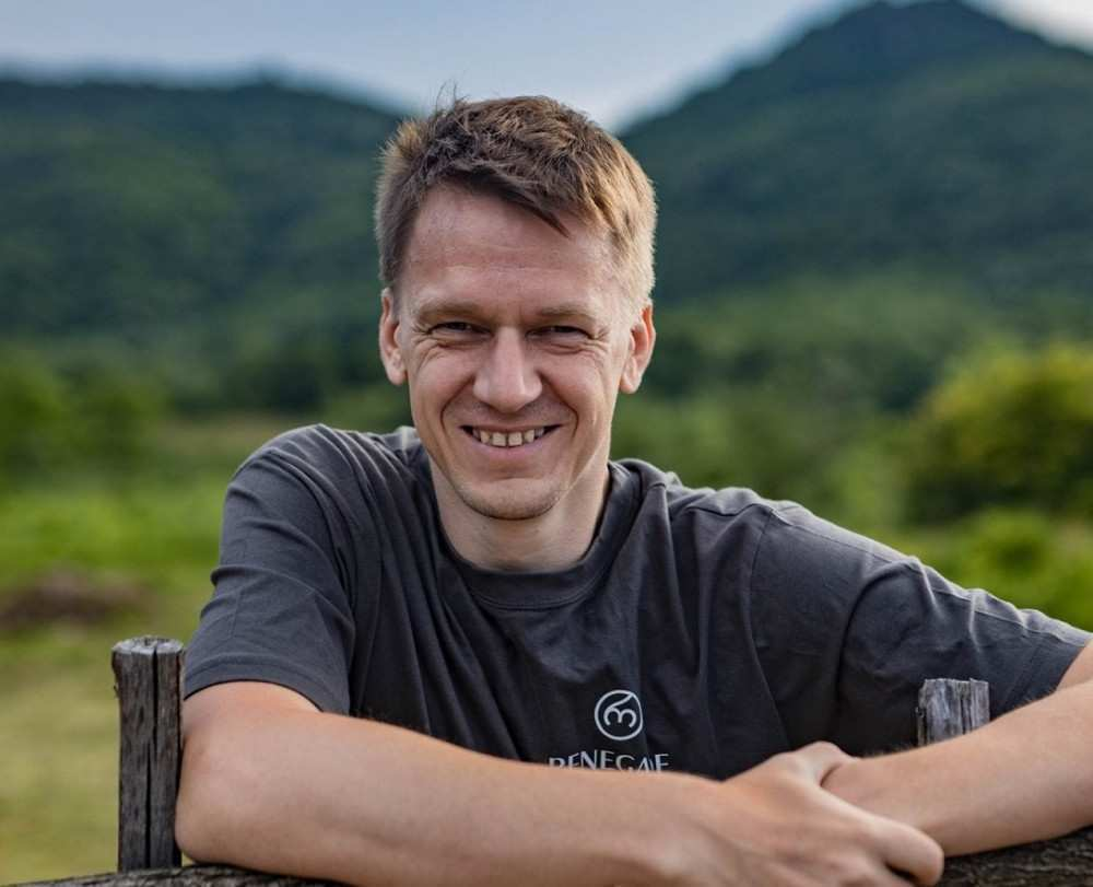 Georgian tea from Estonian producer – plans of Renegade Tea Estate