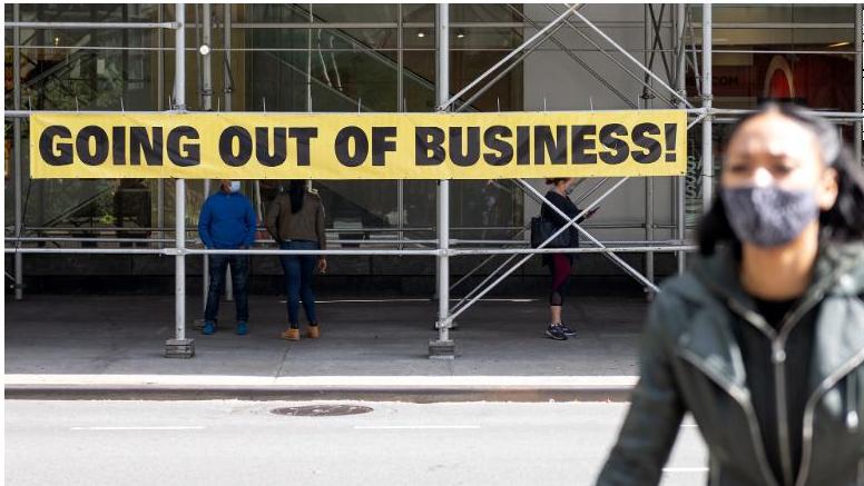 აშშ-ში 4 მლნ-მდე სამუშაო ადგილი გაქრა