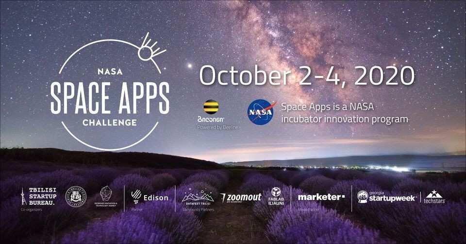 """""""ბილაინის"""" მხარდაჭერით NASA Space Apps Challenge საქართველო ჩატარდა და გამარჯვებულები გამოვლინდნენ"""