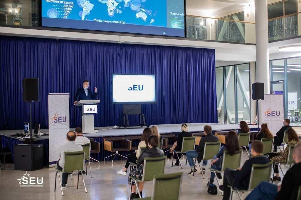 SEU სტუდენტებს NVIDIA-ს გლობალურ ტექნოლოგიურ კონფერენციაზე უფასოდ დასწრების შესაძლებლობას სთავაზობს