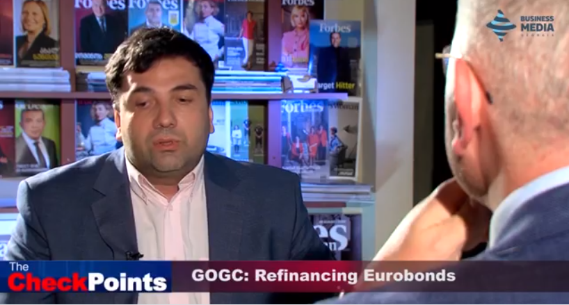 David Oniani: GOGC is a top priority for banks like EBRD or for any institutional banks