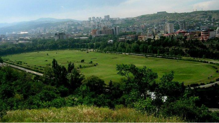 Construction works for the Tbilisi Central Park to begin on October 19