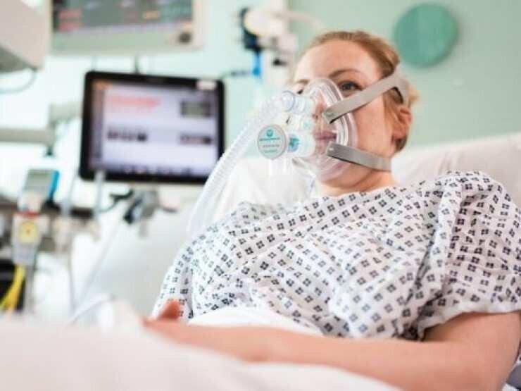 ჯანდაცვის სამინისტრომ ინფექციურ საავადმყოფოს 5 სასუნთქი აპარატი გადასცა