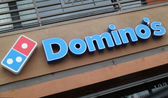 Domino's Pizza გაყიდვების ზრდაზე აცხადებს