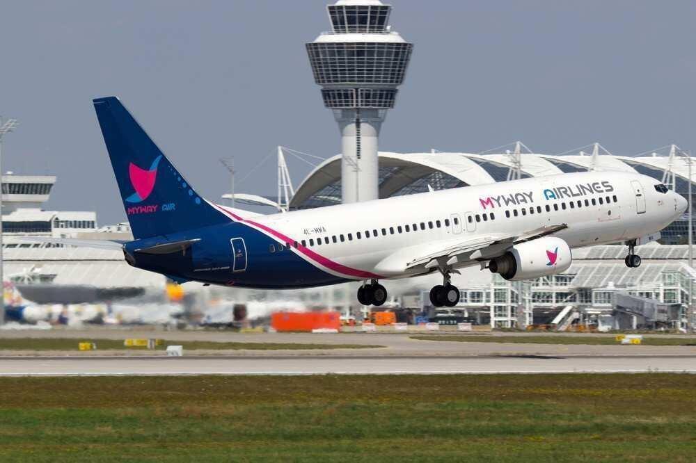 ქართული ავიაკომპანიის Myway Airlines-ის 100%-იანი წილი იყიდება