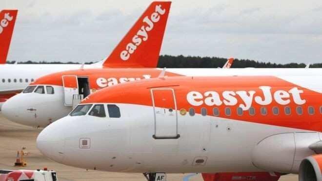 პირველად ისტორიაში EasyJet 800 მილიონი ფუნტი სტერლინგის ზარალზე აცხადებს