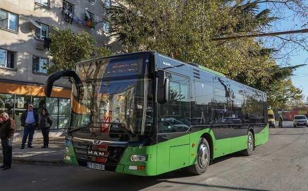 მაღლივიდან ბაგების დასახლებისკენ მგზავრებს მუნიციპალური ავტობუსი უფასოდ მოემსახურება