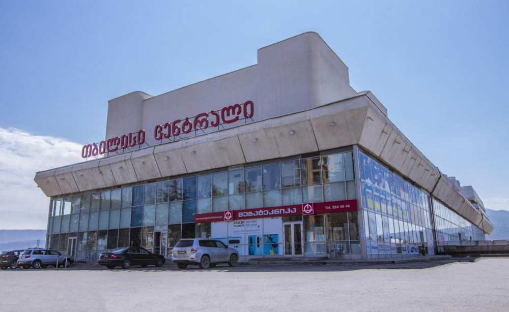 Tbilisi Central closes down for disinfection works