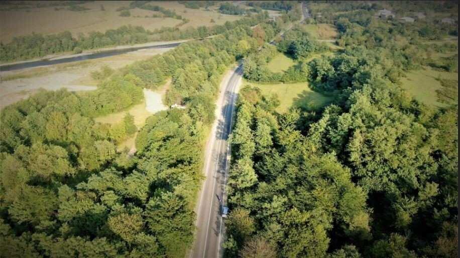 საჯავახო-ჩოხატაური-ოზურგეთი-ქობულეთის გზაზე 15.5 კმ შეკეთდა