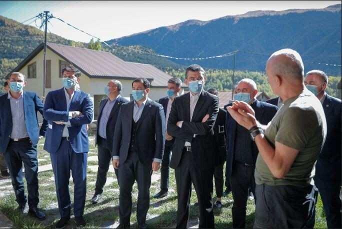"""დაბა მესტიასა და უშგულის სოფლებში სვანური კოშკების რეაბილიტაცია მალე დაიწყება - """"ქართული ოცნება"""""""