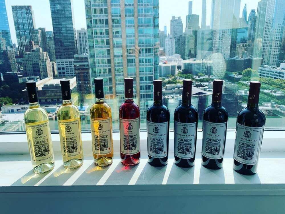 """ქართველი """"ღვინის ელჩების"""" ამერიკული გეგმები - Hereti Global-მა აშშ-ში ღვინის გატანა დაიწყო"""