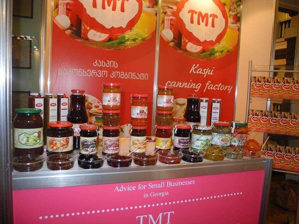 TMT-მ წარმოების გაზრდაში 1 მლნ ლარის ინვესტიცია ჩადო