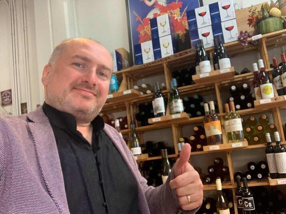 რა პოტენციალი აქვს ქართულ ღვინოს აშშ-ის ბაზარზე - Hereti Global-ის დამფუძნებელი