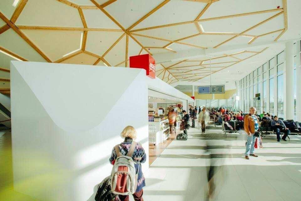 ქუთაისის აეროპორტთან 150-ნომრიანი სასტუმრო და სავაჭრო ცენტრი აშენდება