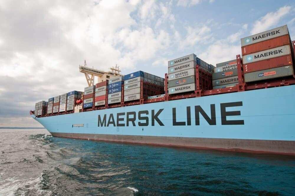 გადაზიდვების კომპანია Maersk-მა ინტერკონტინენტალური სარკინიგზო სერვისით სარგებლობა დაიწყო