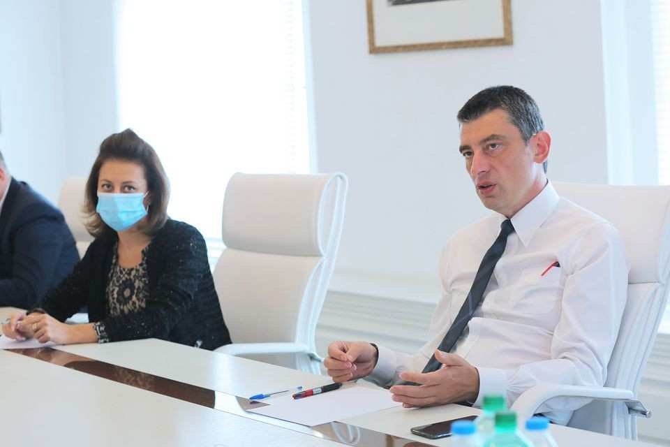 The Ministry of Health is mobilizing additional COVID beds in Tbilisi