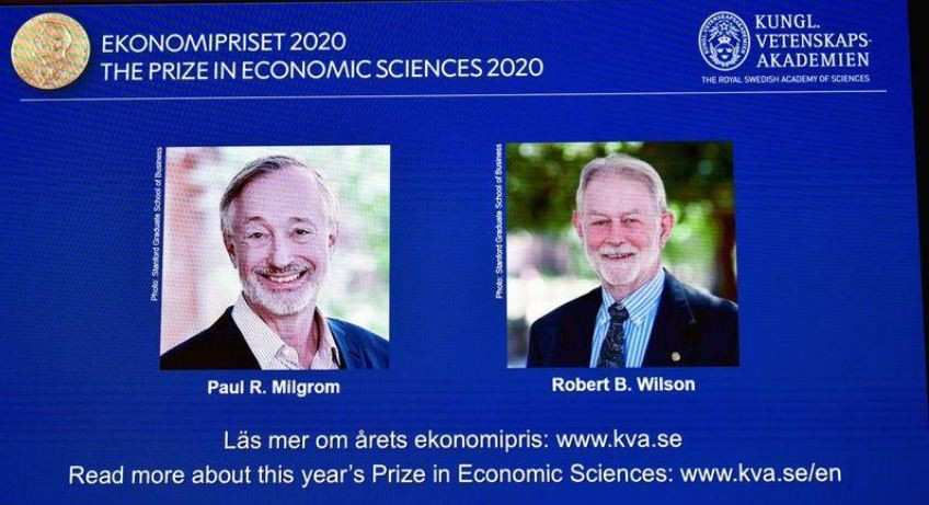 Nobel Economics prize for US Auction theory pioneers