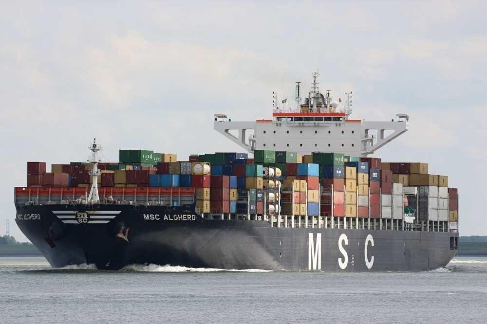 ცენტრ. აზიაში საქართველოს გავლით ტრანზიტი მზარდია - MSC-ის შემოსავალმა 107 მლნ-ს გადააჭარბა