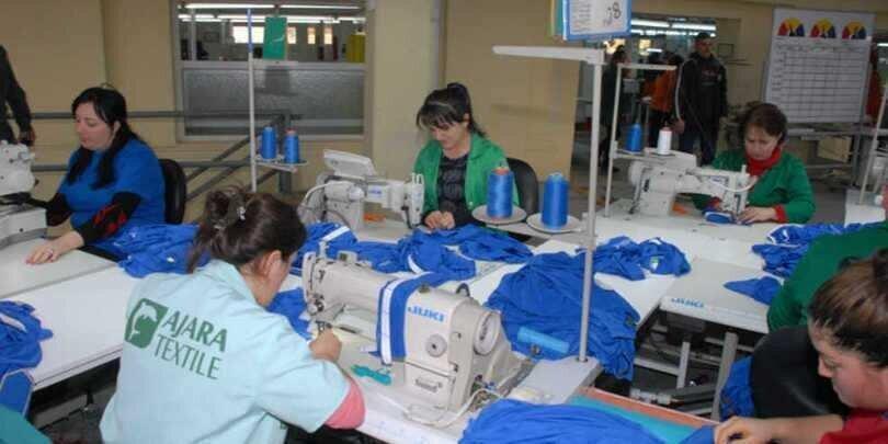 Adjara Textile is closed in Poti due to coronavirus