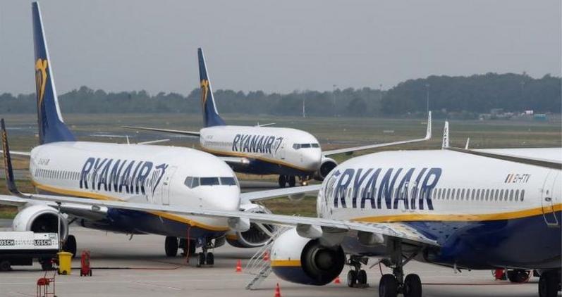 Ryanair-ი ზამთრის სანავიგაციო სეზონზე ფრენებს ამცირებს