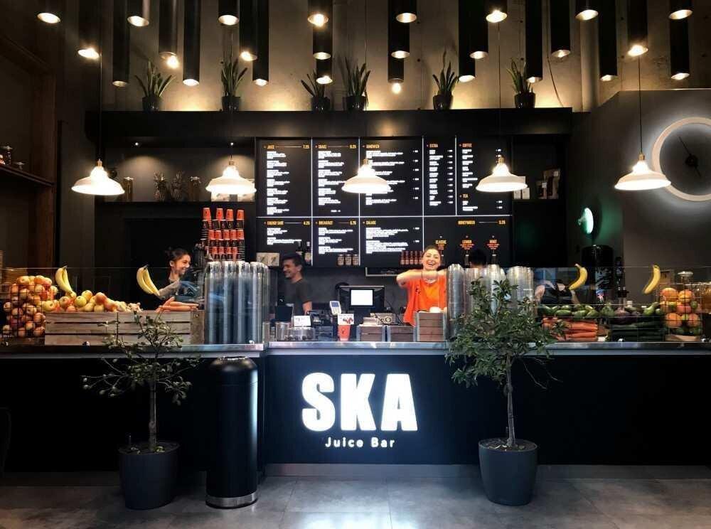 Ska Juice Bar-ი თბილისში ახალ ობიექტებს ხსნის