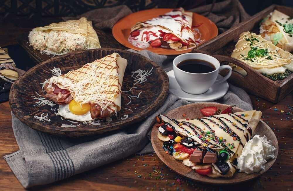 """თბილისში ახალი კვების ობიექტი - """"კრეპერო"""" გაიხსნა"""