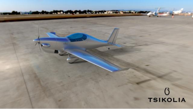 ზვიად ციკოლია ახალი მოდელის თვითმფრინავის წარმოებას იწყებს