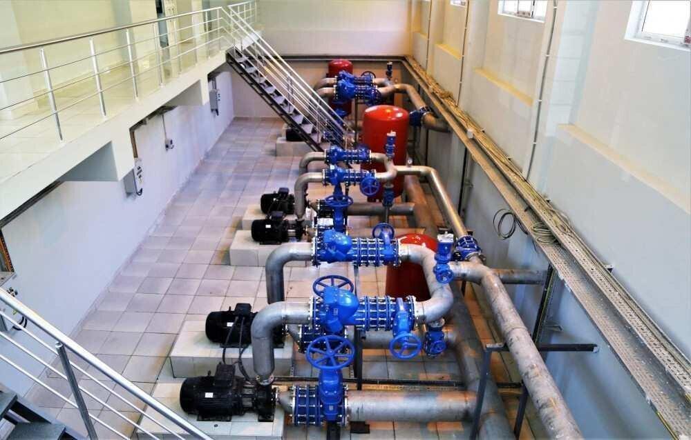 ზესტაფონის წყალმომარაგების სისტემების მშენებლობას   25 მილიონი მოხმარდება