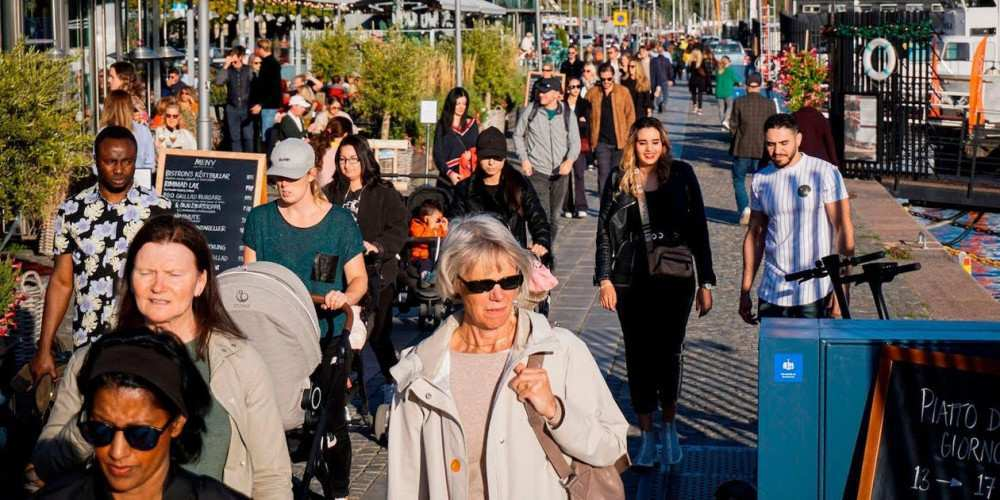 Sweden's rethink: lockdown