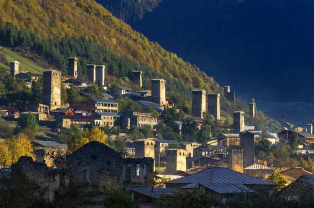 """Logistics is one of the main problems for tourists in Svaneti"""