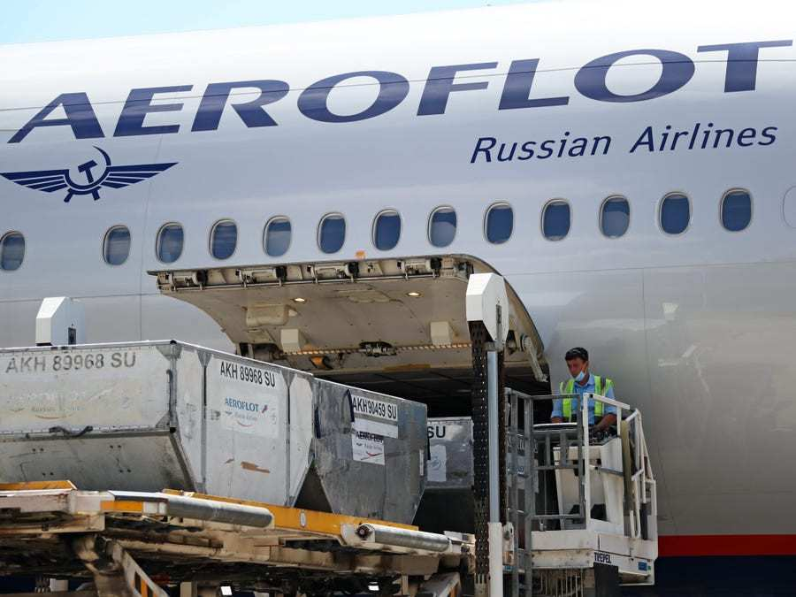 Aeroflot Airlines part of smuggling plot worth 50 mln USD