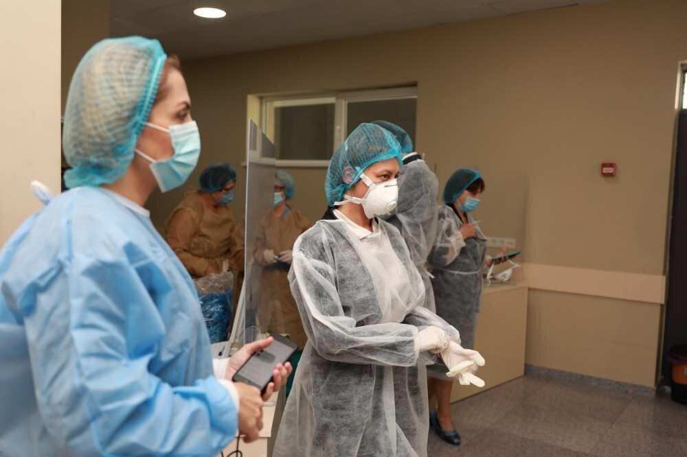 საავადმყოფოებში ამ ეტაპზე 2 992 covid-პაციენტი მკურნალობს - ეკატერინე ტიკარაძე