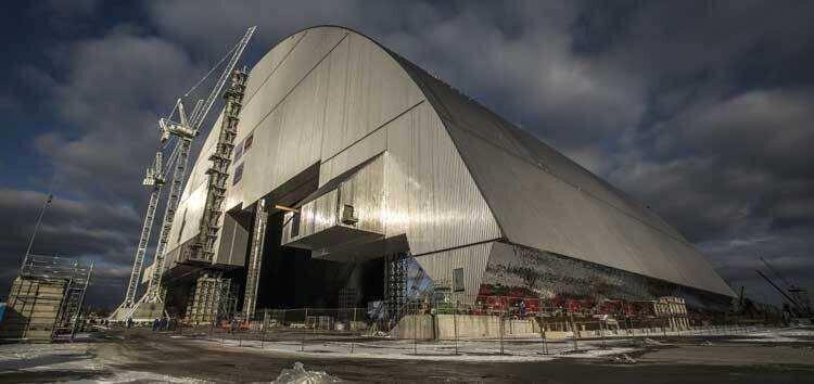 Goodbye Chernobyl Shelter Fund