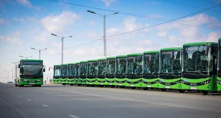 "Electric ""green"" buses arrive in Batumi"