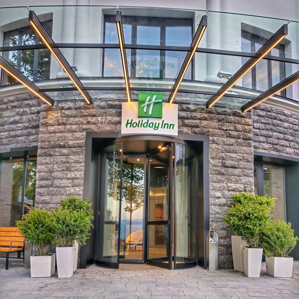 """Holiday Inn Telavi: """"Today's Bookings Mostly Related to Meetings and Conferences"""""""