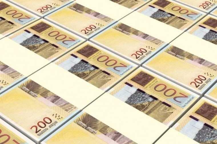 მთავრობამ 1.6 მილიარდი ლარი კომერციულ ბანკებში ვადიან დეპოზიტზე განათავსა