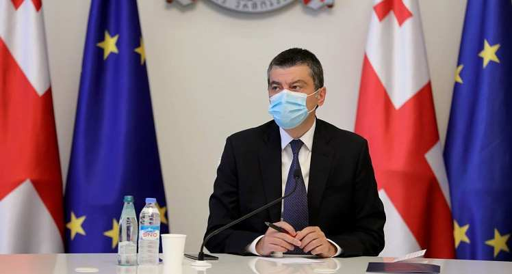 If 90% of Georgia's citizens wear face-masks, spread of the infection will be down by 70% - PM