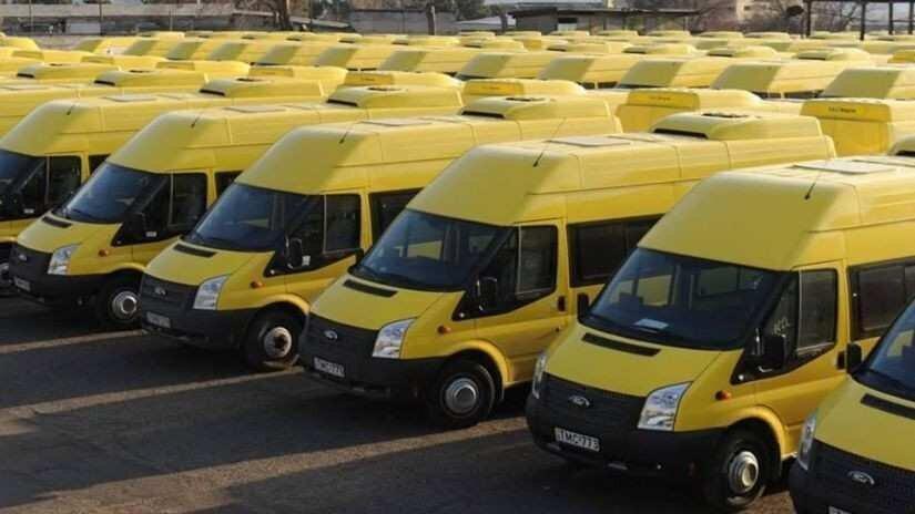 თბილისში მიკროავტობუსების რაოდენობა განახევრდება