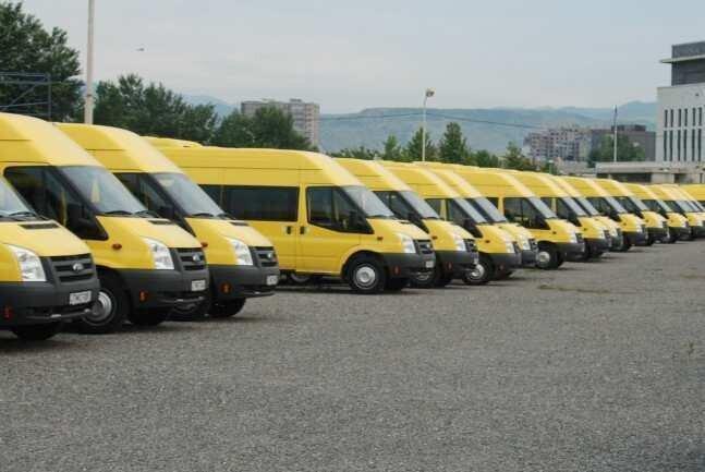მიკროავტობუსების მძღოლები ხელფასს ახალი წესით აიღებენ