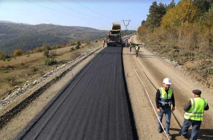 ძირულა-ხარაგაული-მოლითი-ფონა-ჩუმათელეთის 50 კმ-იანი გზა შენდება - პროექტი 105 მლნ ჯდება
