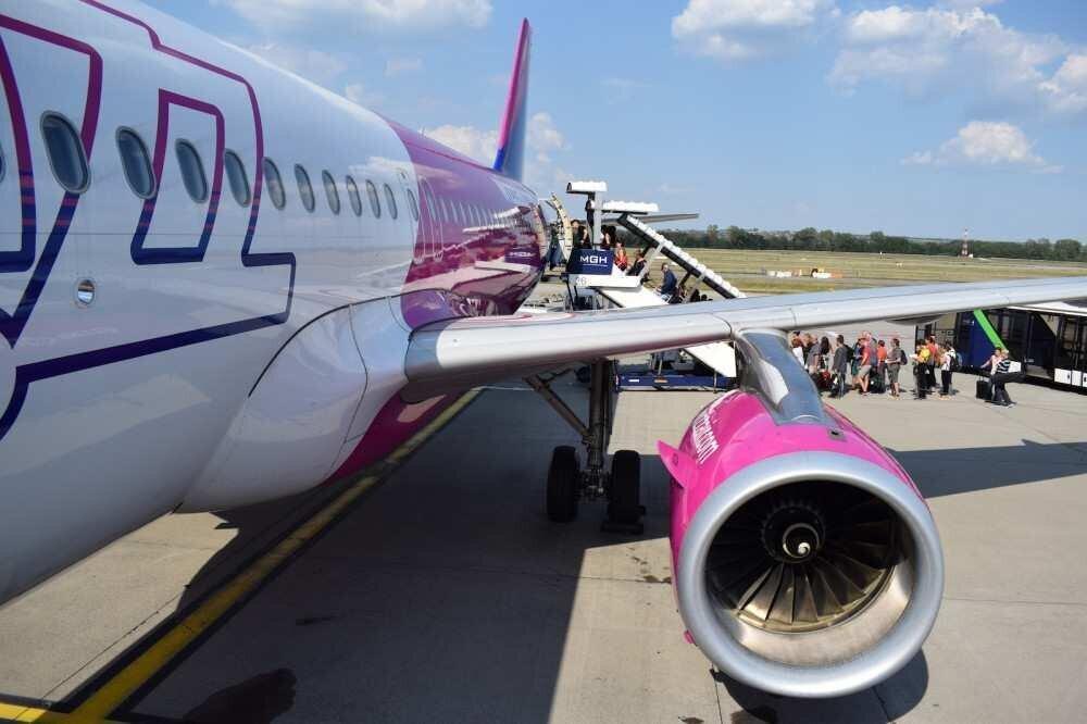 WizzAir ქუთაისში ბაზას 2021 წლის ზაფხულის სეზონზე დააბრუნებს