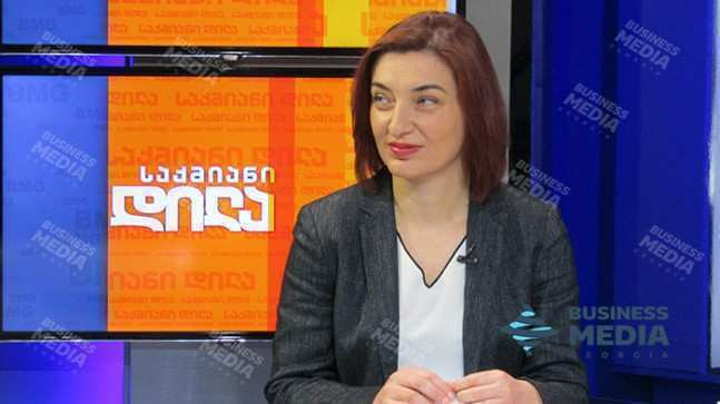 Eva Bochorishvili: export countries and products were diversified in September