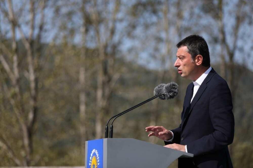 """""""მომავალ 5 წელში ჩვენი ეკონომიკური ზრდა იქნება აღმოსავლეთ ევროპაში ერთ-ერთი ყველაზე მაღალი"""""""