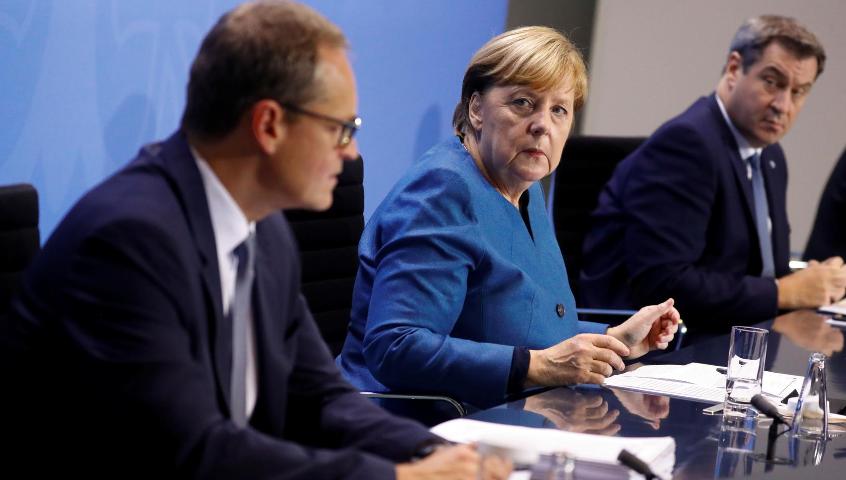 """გერმანია ნაწილობრივი """"ლოქ დაუნისთვის"""" ემზადება"""