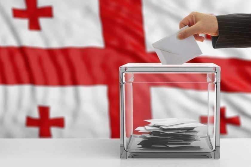"""ცესკო: ხმების 40%-ით - """"ოცნება"""" 50.93%, ენმ 24.68%, ევროპული საქართველო 3.87%"""